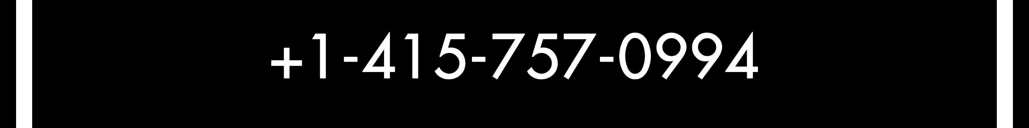 1-415-757-0994